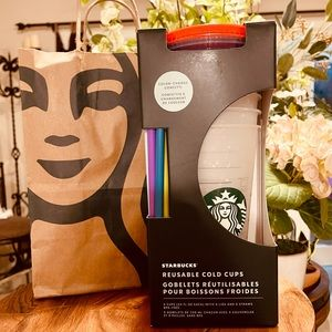 Starbucks Color Changing Tumbler Cups